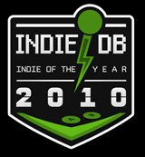 Zombie Driver - Indie of the Year