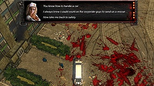 Zombie Driver HD screenshot